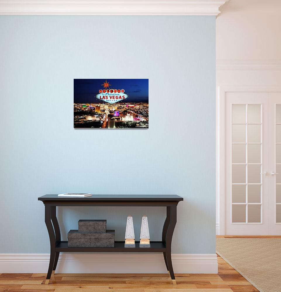 """Las Vegas Nevada USA""  (2006) by brandnameusa"