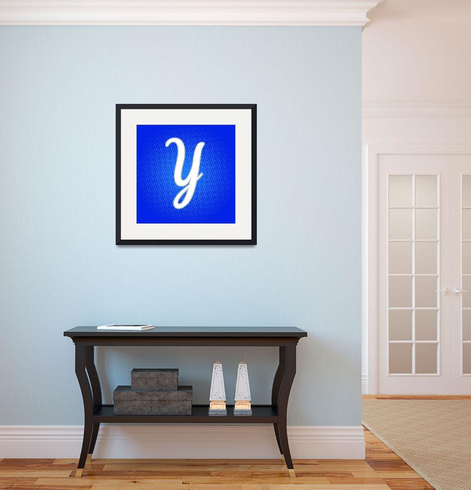 """""""Y-York-PP""""  by LetterPopArt"""