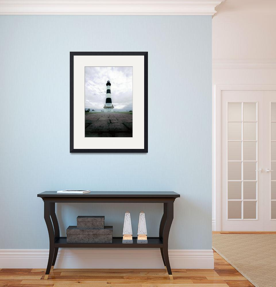 """bodie island lighthouse&quot  (2008) by digidreamgrafix"