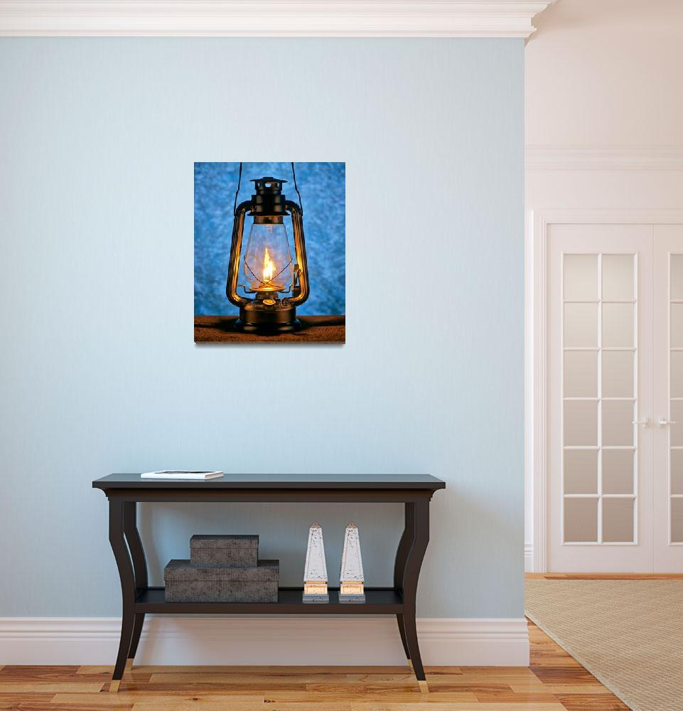 """Oil Lantern""  by craigbrewer"