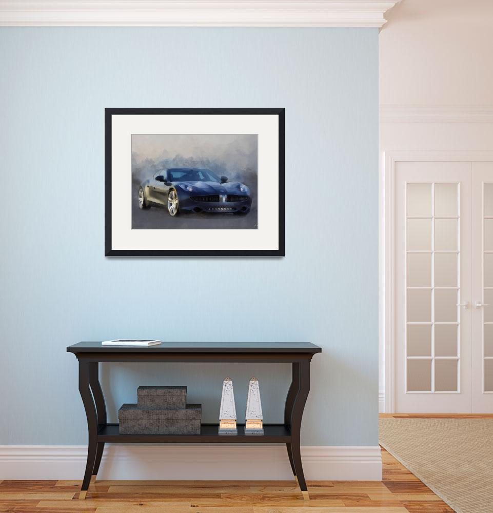 """""""Sports Car&quot  by rok-e"""