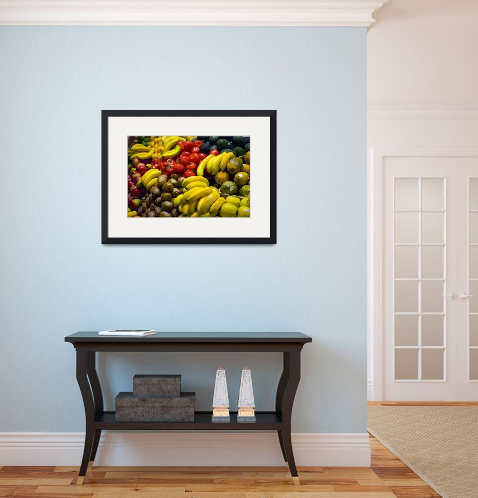 """""""Fruit&quot  (2005) by PaulCoco"""