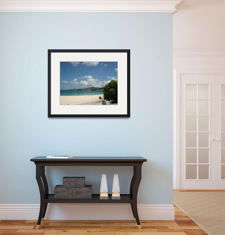 """""""Beach and Tranquility&quot  (2007) by jadavision"""