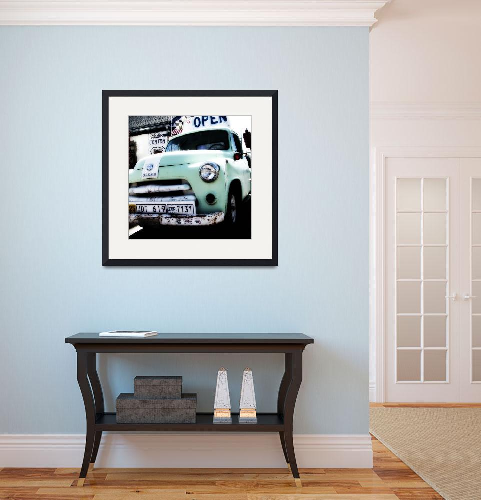 """""""old dodge truck&quot  (2005) by studiobrian"""