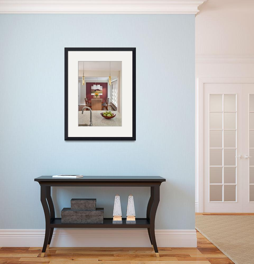 """""""6156_Tomkins_dinning_Painting_F&quot  by Morganhowarth"""