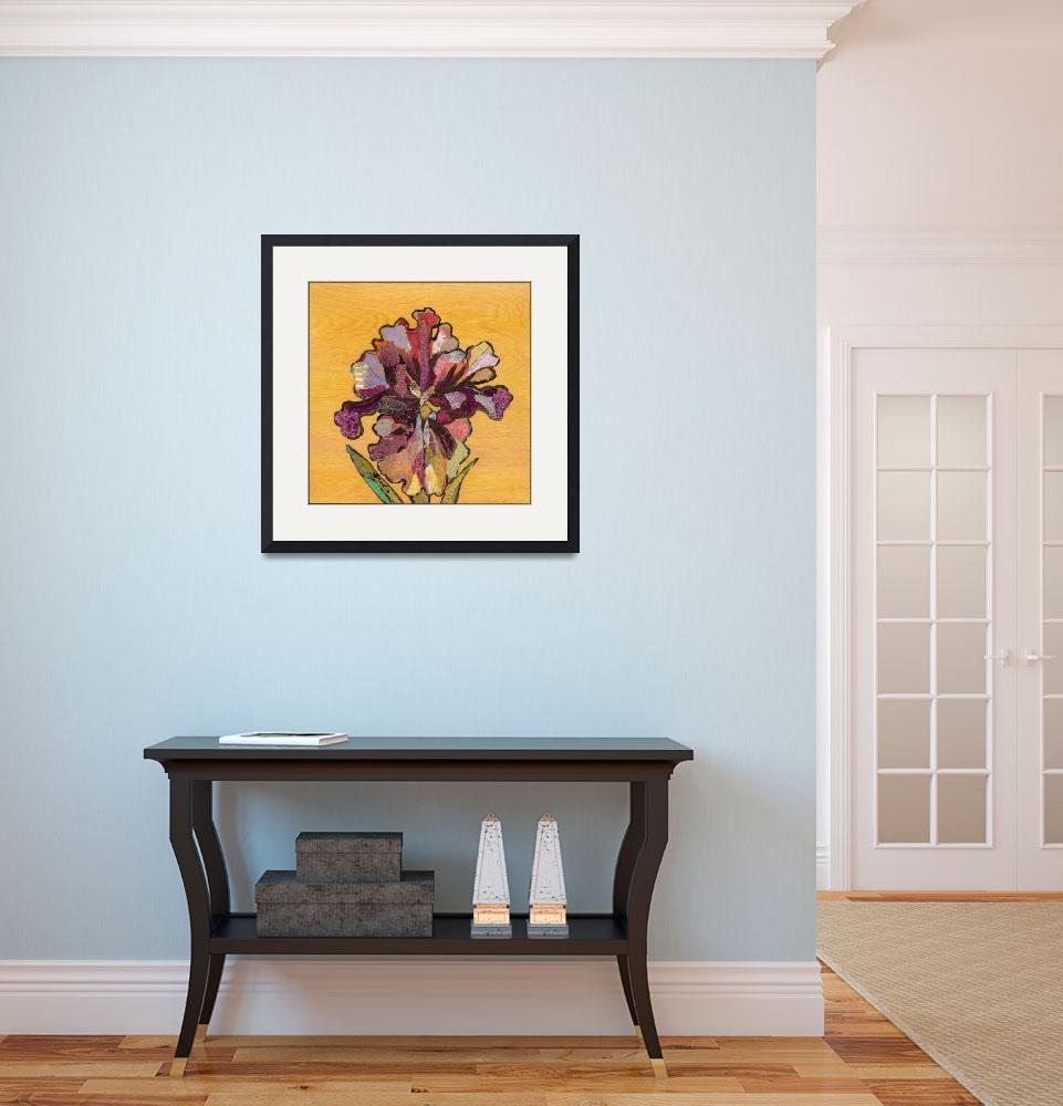 """""""Floral Collage Prints by Art of Shadia&quot  by ArtOfShadia"""