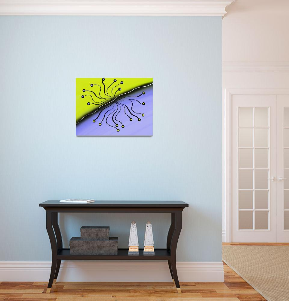 """Modern art""  (2015) by gabii40"