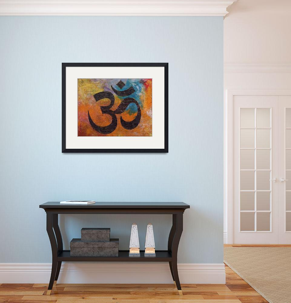 """""""Om&quot  by creese"""