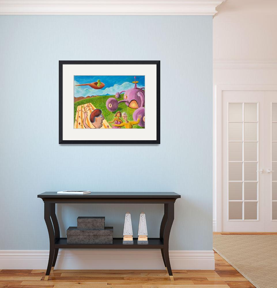"""""""The Baby Garden&quot  (2009) by Rudy"""