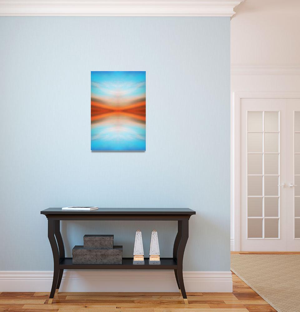 """The Edge of Hurricane Ike at Sunset&quot  by jason-samfield"