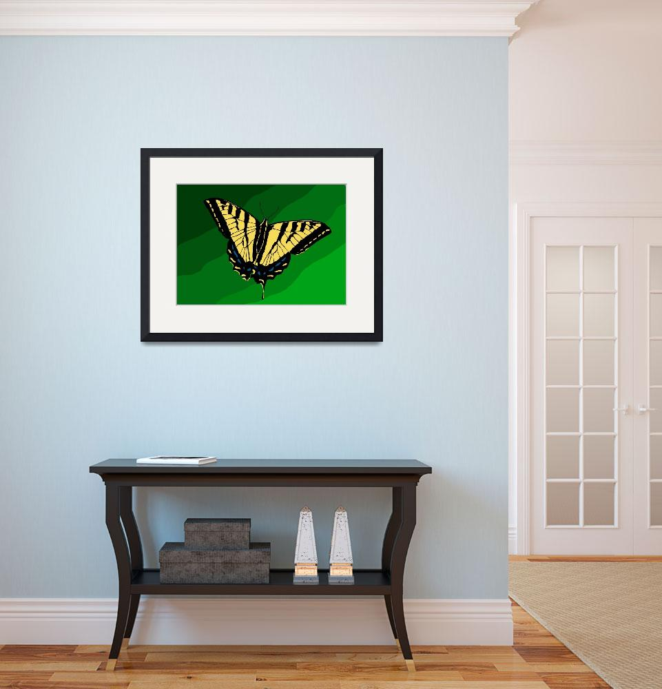 """""""Butterfly&quot  (2011) by ChainsawNecktie"""