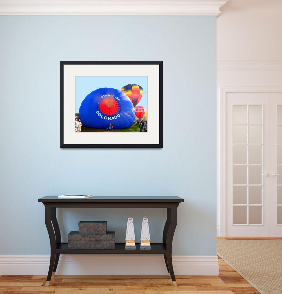 """""""Inflating Spirit&quot  (2013) by ralphnelsen"""