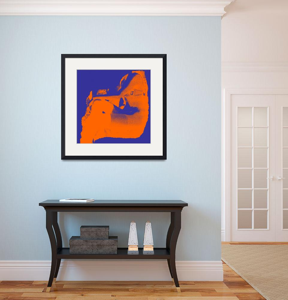"""""""NU ORANGE""""  (2007) by lucborell"""