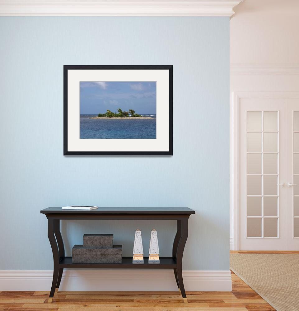 """""""Tahitian Island&quot  (2009) by MParise"""
