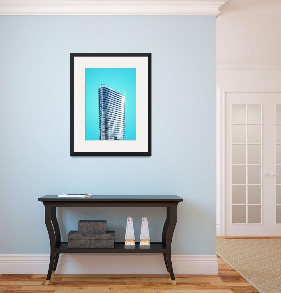 """""""Modern Architectural Building Series - 55&quot  by motionage"""