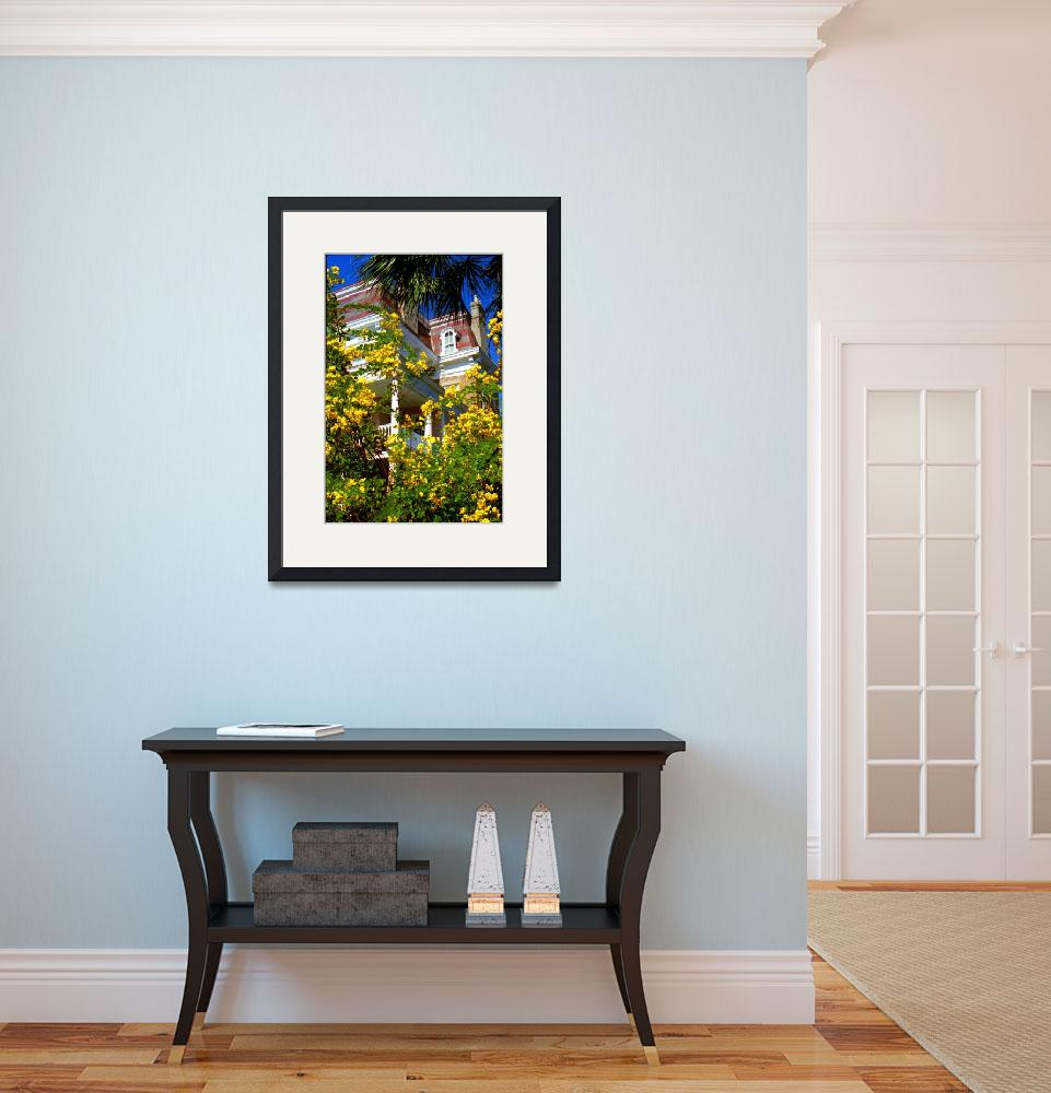 """""""South Battery Floral&quot  by PadgettGallery"""
