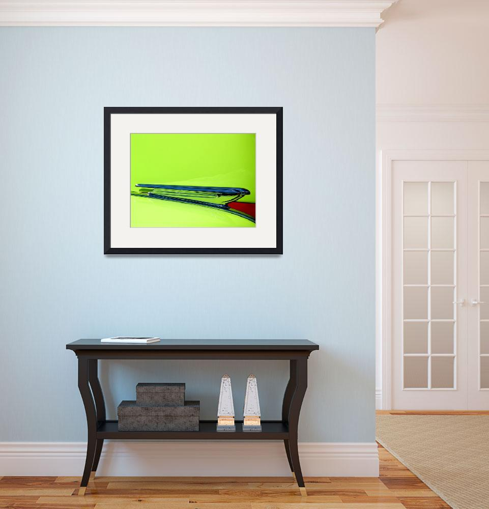 """""""lime green chevy eagle""""  (2008) by janesprints"""