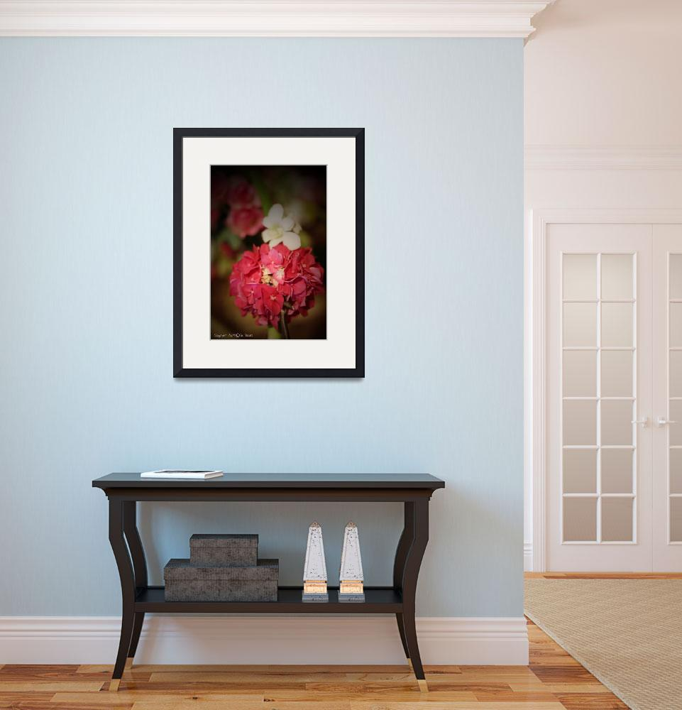 """""""Red Flowers&quot  (2009) by su-graphic"""