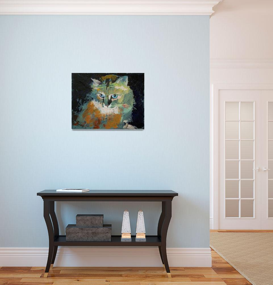 """Himalayan Cat&quot  by creese"