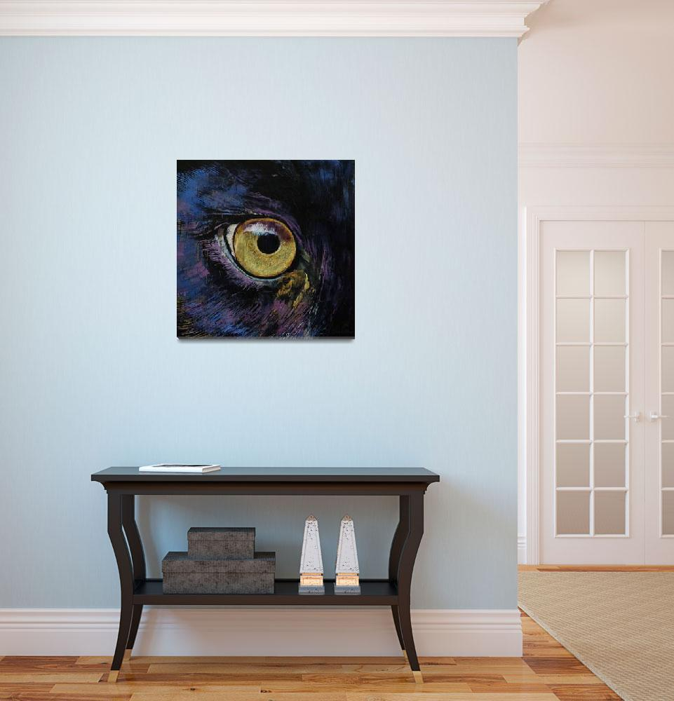 """""""Panther Eye""""  by creese"""