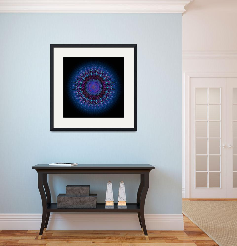 """""""Casual Clicks Spirograph&quot  by Kerry"""