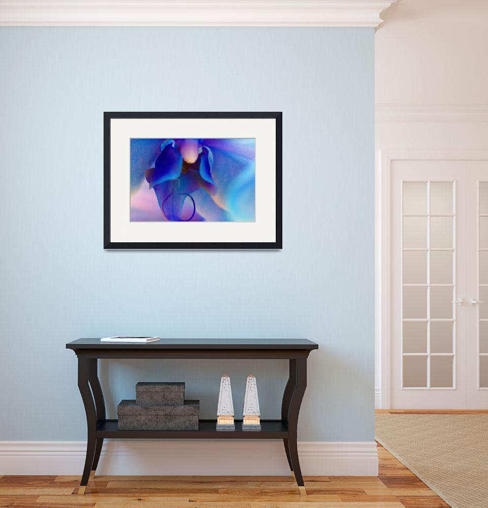 """""""Mystic Blue&quot  (2012) by TheUrbanMethod"""