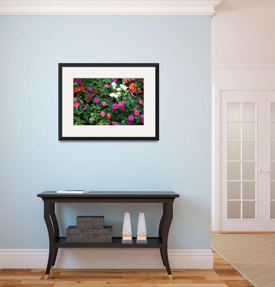 """Beautiful Flowers&quot  (2010) by artworkstore"