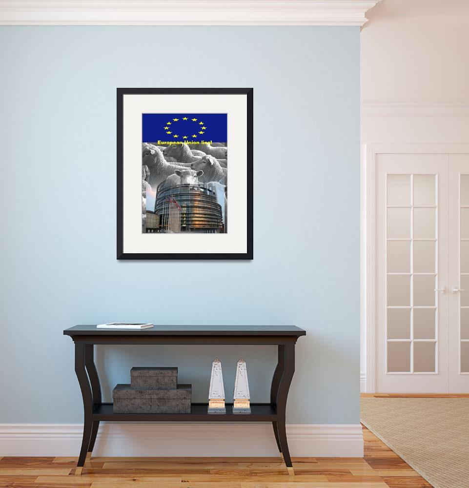 """""""POSTER-EU_A2&quot  by ifudofhumanrights"""
