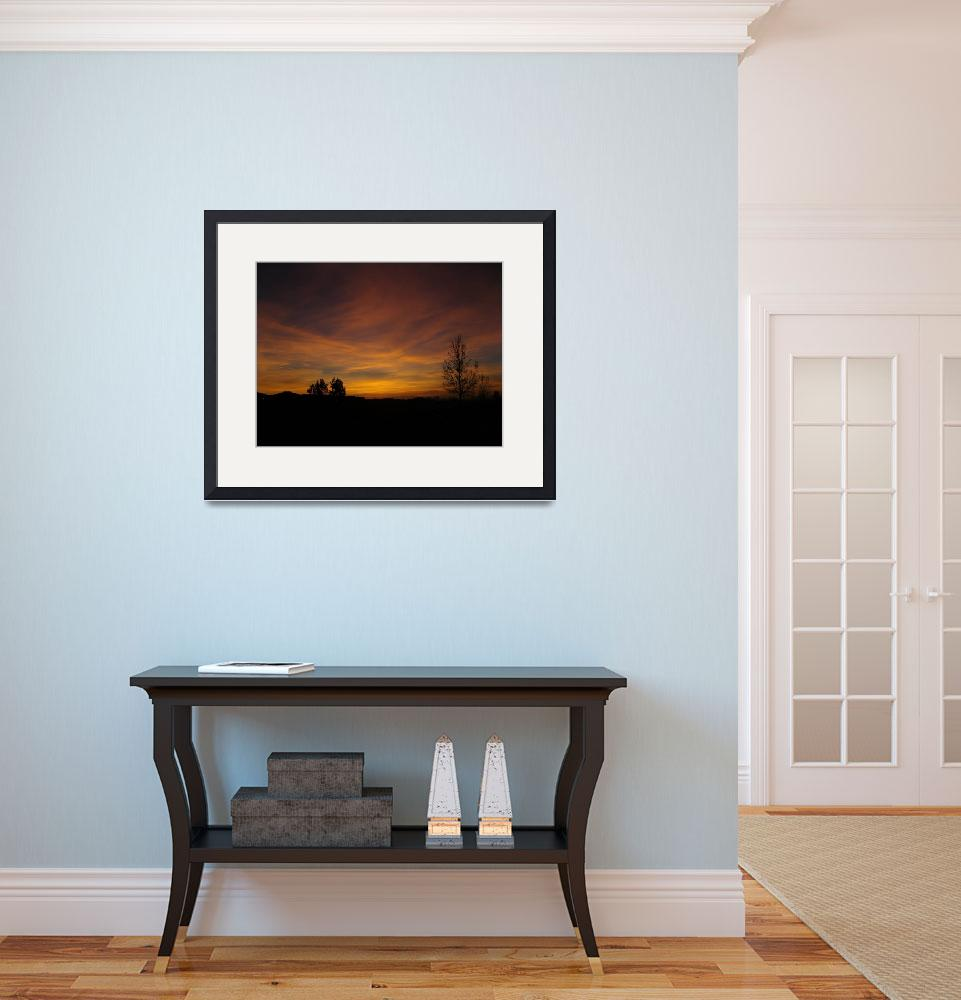"""""""Trilogy Sunset&quot  (2008) by DeltaGypsy"""
