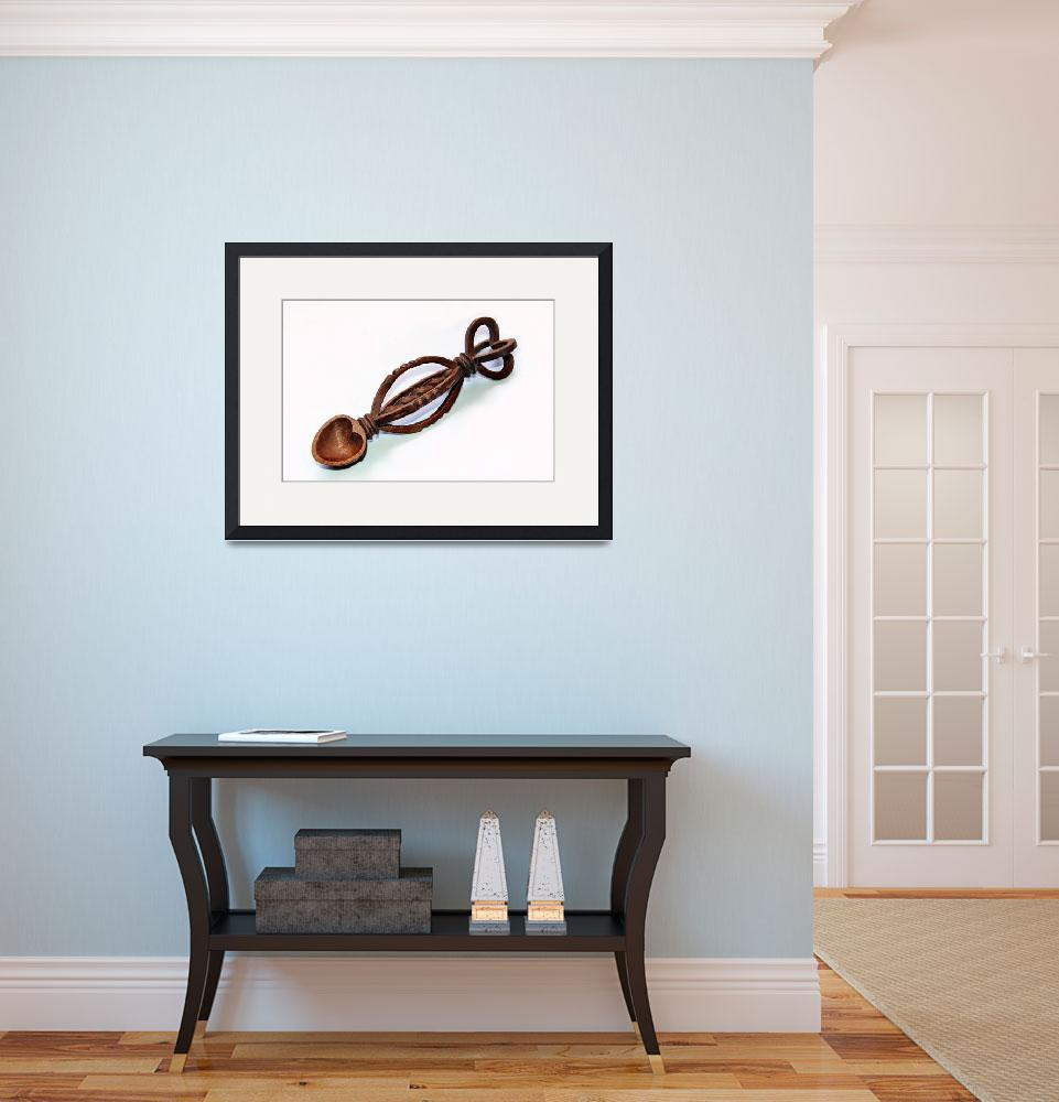 """""""Love Spoon 3 by George Wood&quot  (2014) by KsWorldArt"""