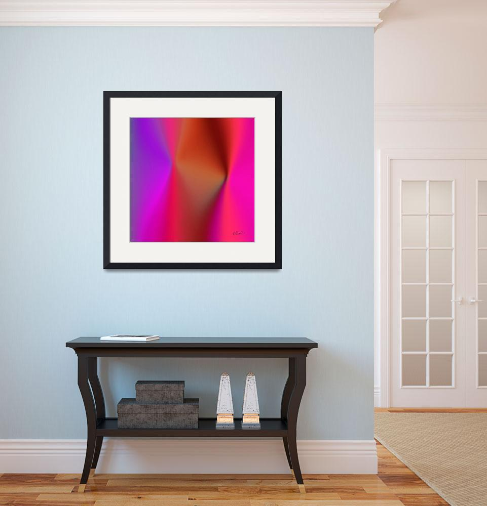 """""""Hot Pink""""  (2013) by RuthPalmer"""