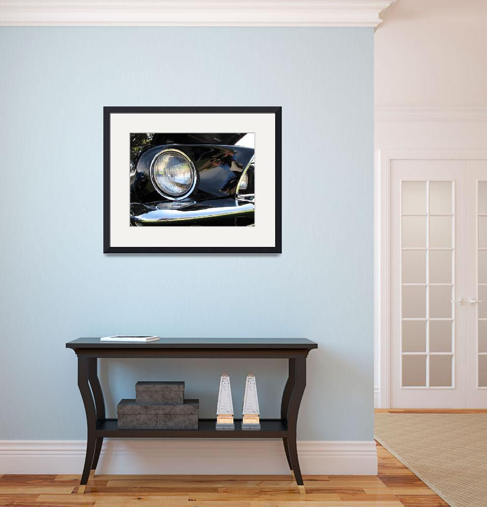 """""""Shelby Headlight&quot  by makepeace"""