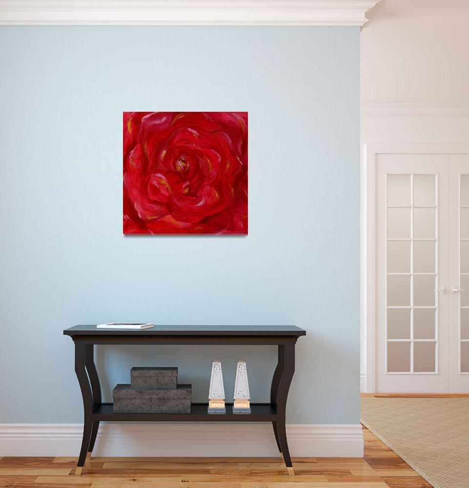"""Rose""  (2015) by Karbstein"