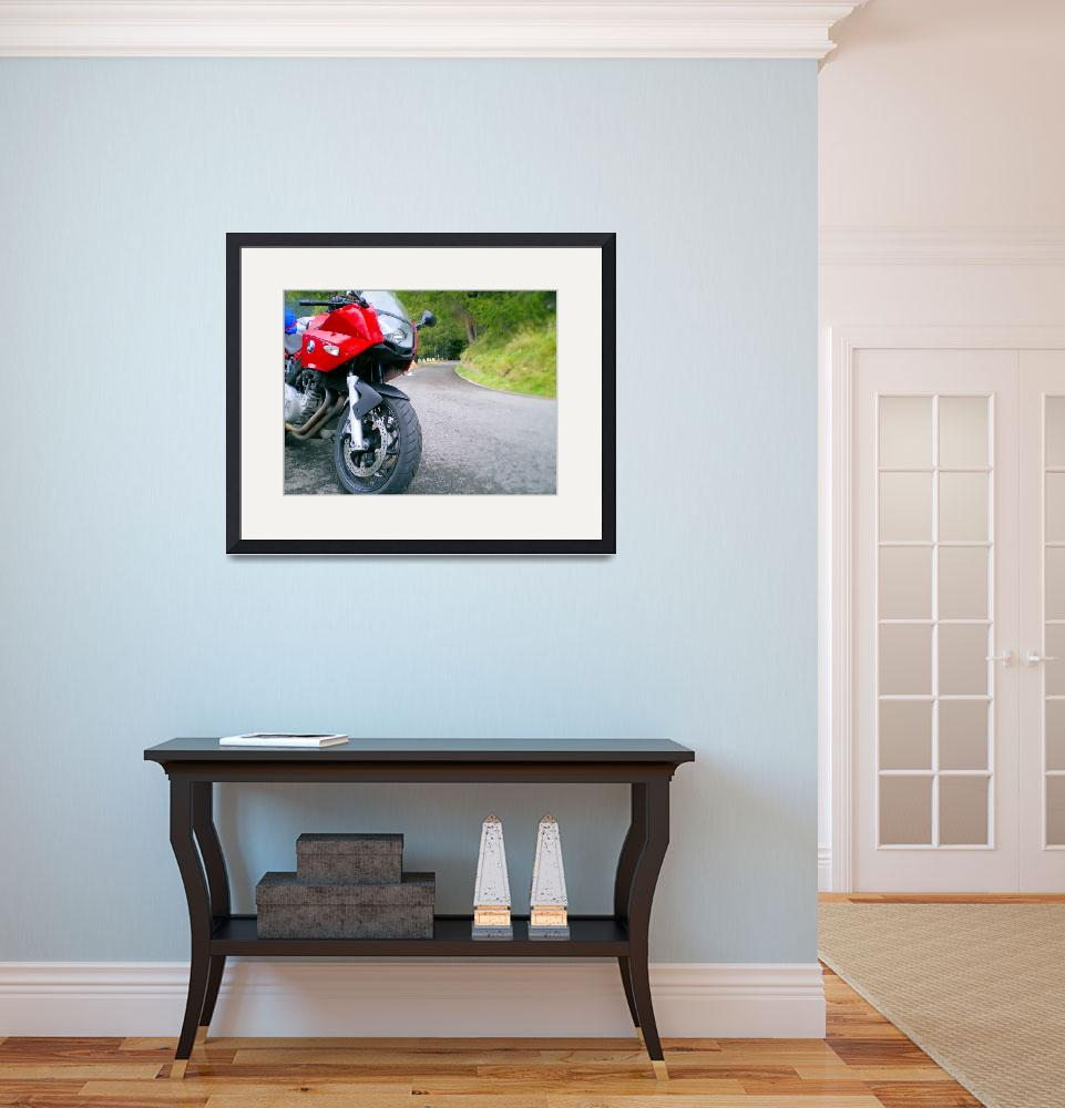 """""""Motorcycle Switzerland&quot  (2011) by 808Images"""
