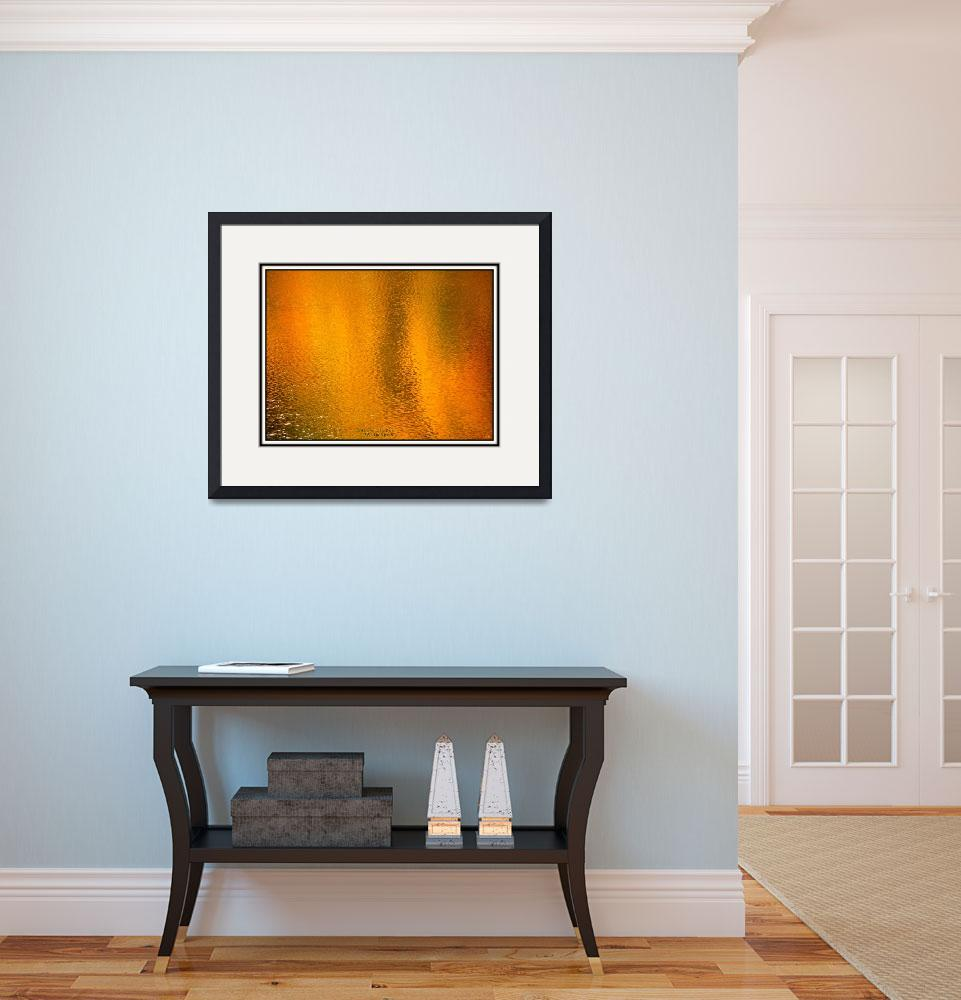 """""""Copper Water&quot  (2011) by HarryLipson"""