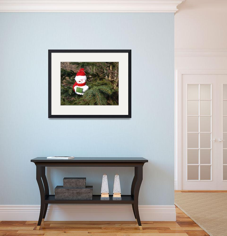 """""""Christmas in the forest 2&quot  (2008) by Albertphoto"""