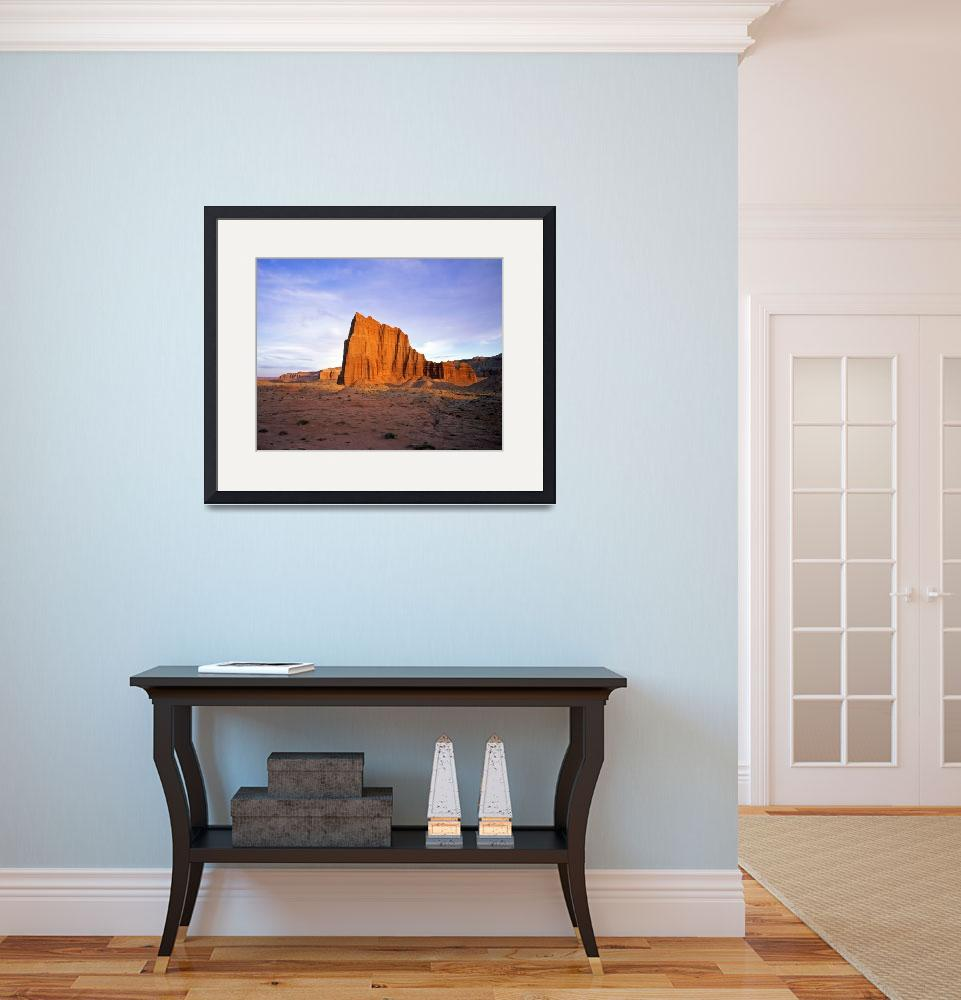 """""""Capitol Reef #1&quot  (1997) by mikenorton"""
