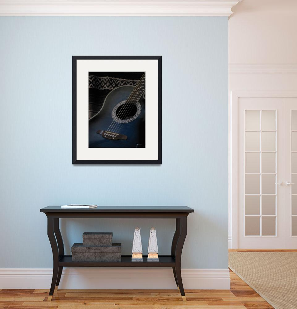 """""""Blue Aria""""  (2008) by GBowles"""