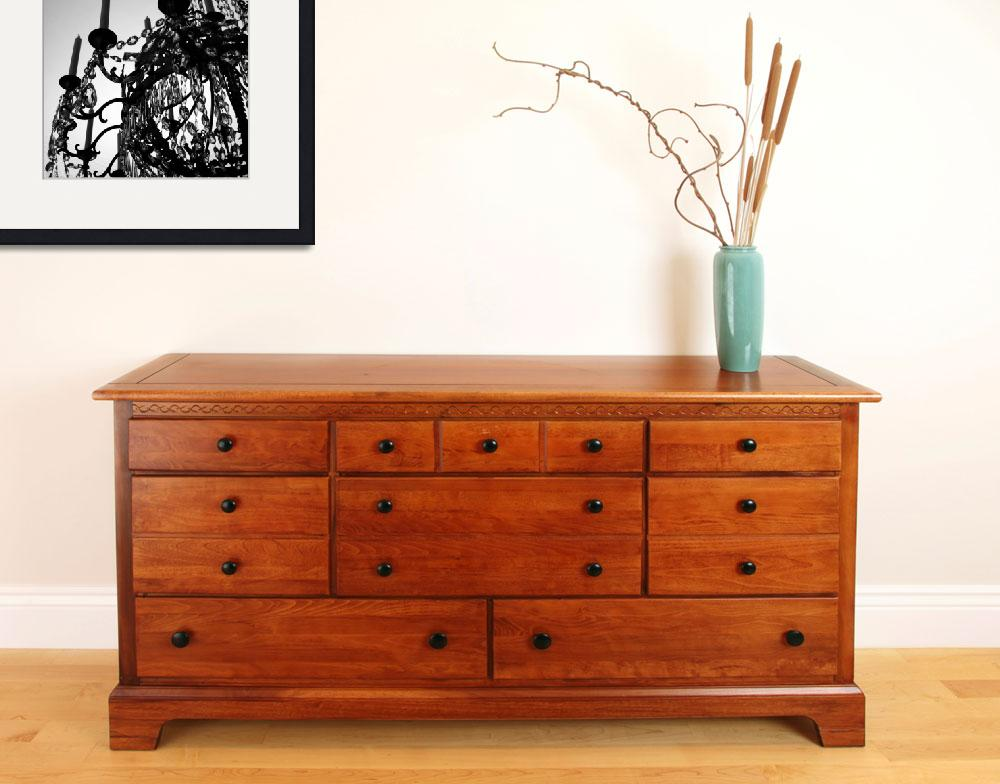 """Crystal Chandelier&quot  (2010) by sarahme220"