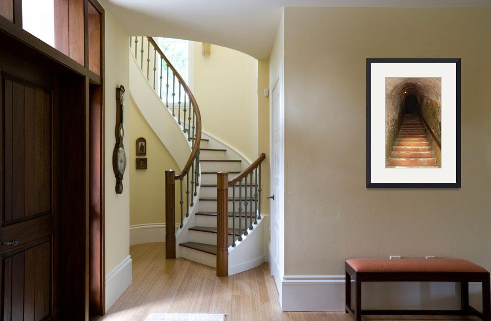 """""""Stairs To The Unknown&quot  (2009) by maisonave"""