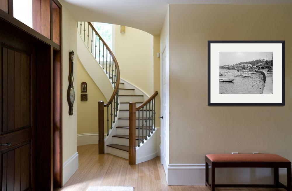 """""""BOATHOUSE ROW PHILA.&quot  by homegear"""