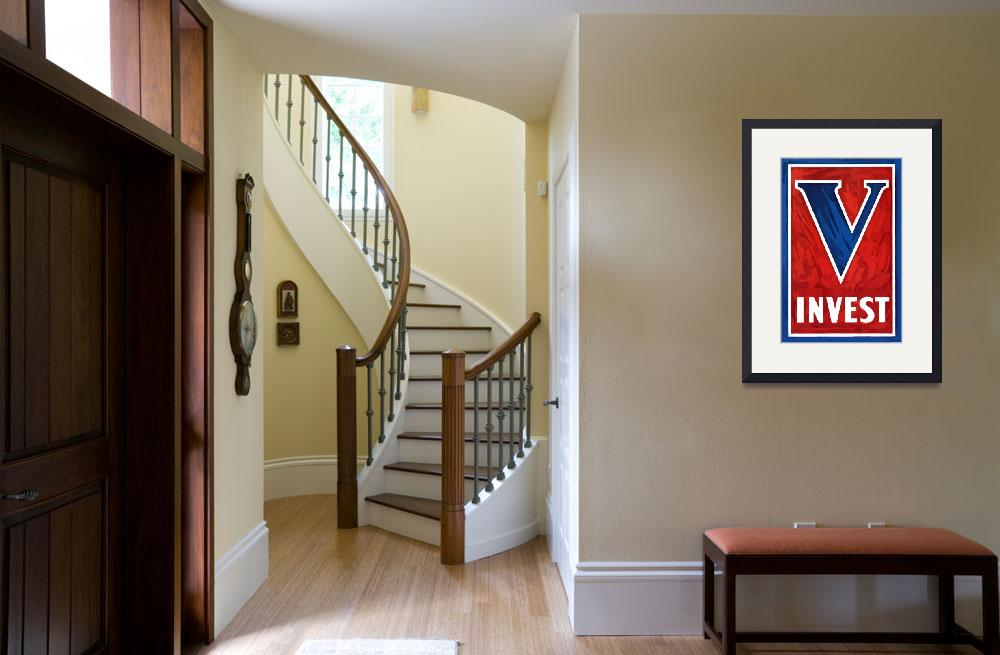 """Digitally restored vector war propaganda poster. I&quot  by stocktrekimages"