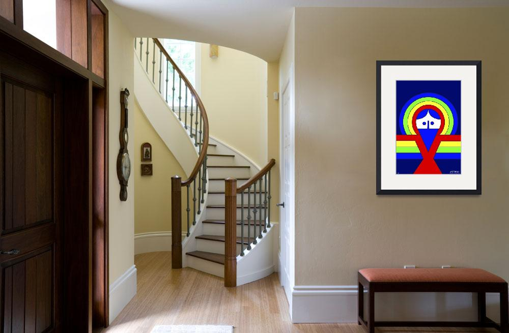 """""""Christ - Art Gallery Selection&quot  by Lonvig"""