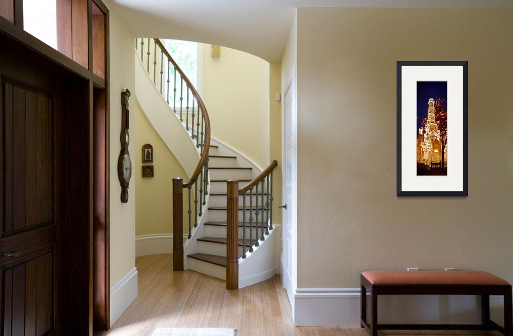 """""""Low angle view of a tower&quot  by Panoramic_Images"""