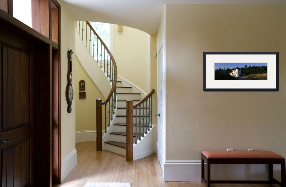 """""""Admiralty Head Lighthouse Fort Casey State Park W&quot  by Panoramic_Images"""