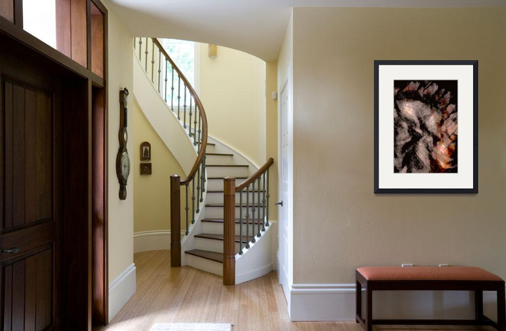 """""""Madonna in Wood&quot  (2007) by bavosiphotoart"""