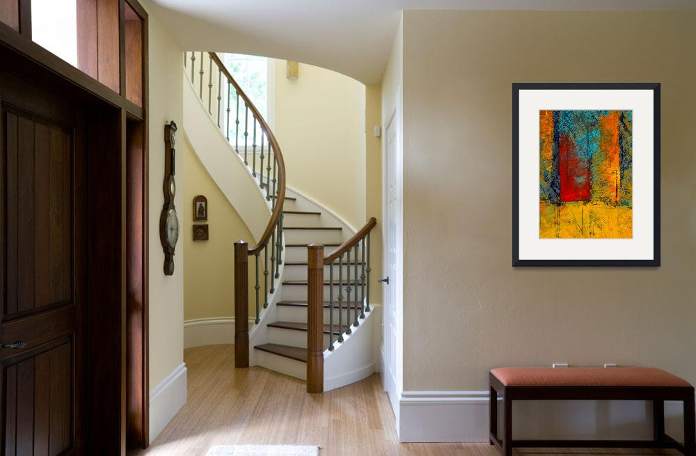 """""""Prints Gate To Abstraction&quot  by byronmayart"""