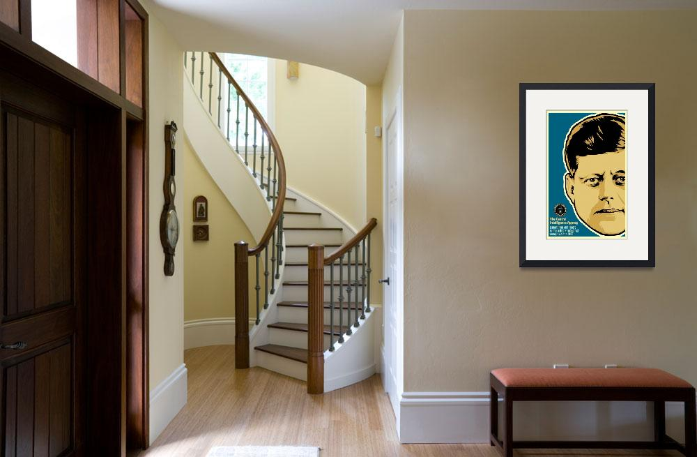 """""""The CIA JFK Posters&quot  (2010) by libertymaniacs"""