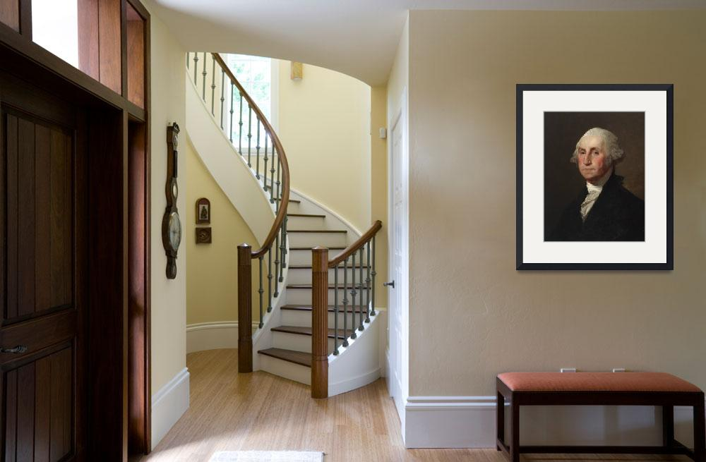 """""""George Washington""""  by fineartmasters"""