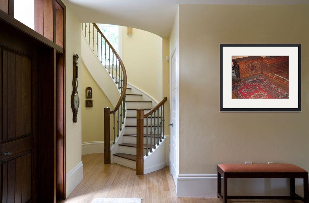 """""""Bright rug and Brickwork at Mission&quot  (2005) by decal5"""